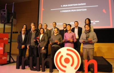 Premios Irun Ekintzan